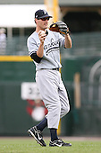 June 1st 2008:  Shortstop Nick Green (5) of the Scranton Wilkes-Barre Yankees, Class-AAA affiliate of the New York Yankees, during a game at Frontier Field in Rochester, NY.  Photo By Mike Janes/Four Seam Images