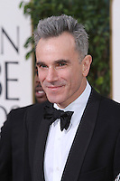 BEVERLY HILLS, CA - JANUARY 13: Daniel Day-Lewis at the 70th Annual Golden Globe Awards at the Beverly Hills Hilton Hotel in Beverly Hills, California. January 13, 2013. Credit MediaPunch Inc. /NortePhoto