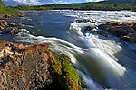 Cachoeira São Simão no Rio Juruena, Parque Nacional Juruena. Mato Grosso. Foto de Zig Koch.