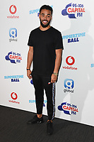 Yungen<br /> in the press room for the Capital Summertime Ball 2018 at Wembley Arena, London<br /> <br /> ©Ash Knotek  D3407  09/06/2018