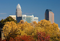 Autumn in Charlotte