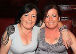 Maria and Fran Reilly in Darby O' Gills..Picture: Shane Maguire / www.newsfile.ie.