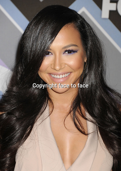 Naya Rivera arrives at the 2013 TCA Winter Press Tour - FOX All-Star Party at The Langham Huntington Hotel and Spa on January 8, 2013 in Pasadena, California...Credit: Mayer/face to face - No Rights for USA and Canada -