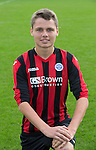 Greg Kerr, St Johnstone FC...Season 2014-2015<br /> Picture by Graeme Hart.<br /> Copyright Perthshire Picture Agency<br /> Tel: 01738 623350  Mobile: 07990 594431