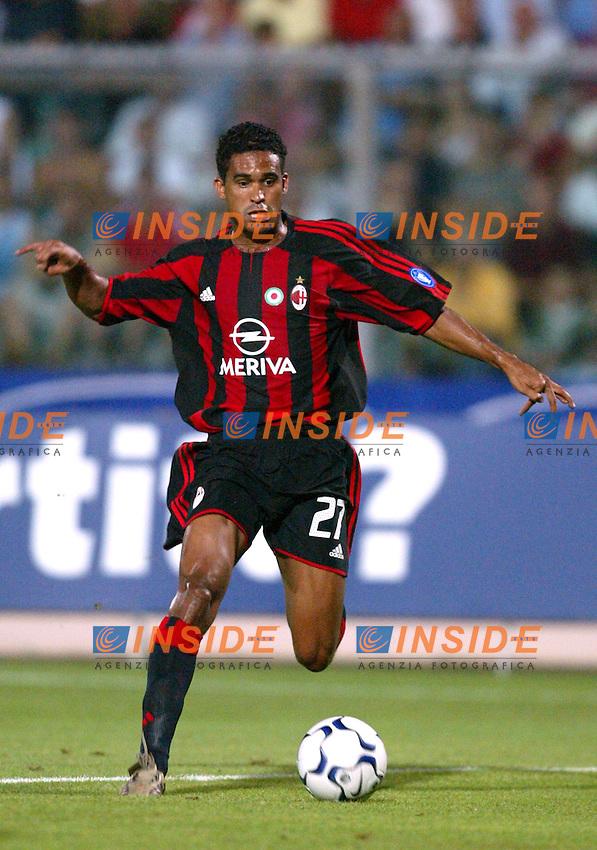 Ancona 12/08/2003<br /> Trofeo Tim - Tim Cup <br /> Serginho Milan