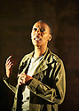 Carmen Disruption by Simon Stephens, directed by Michael Longhurst. With Noma Dumezweni as Don Jose. Opens at The Almeida Theatre on 17/4/15. CREDIT Geraint Lewis
