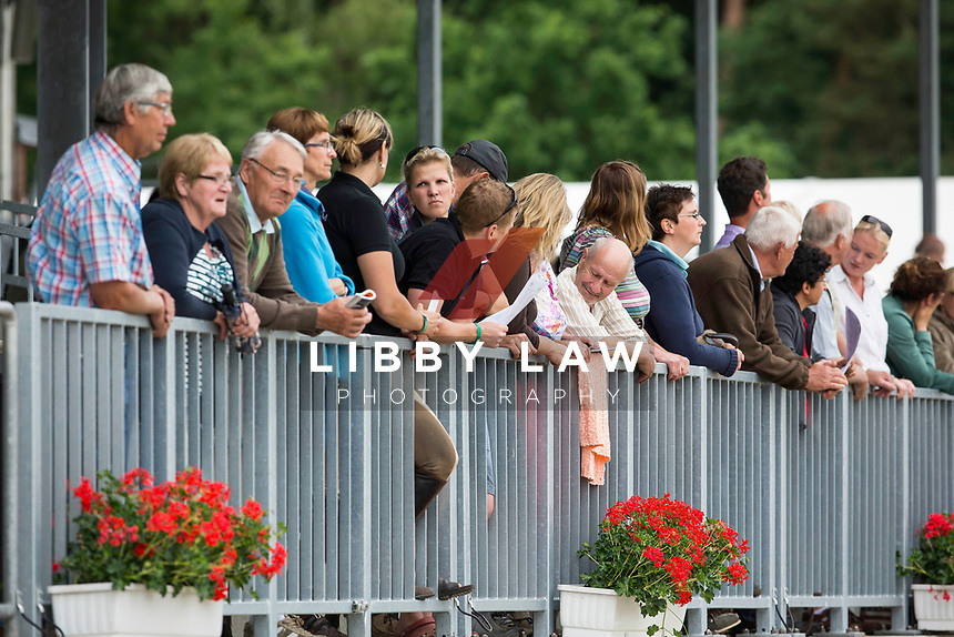 CCI4* FIRST HORSE INSPECTION: 2014 GER-Luhmühlen International Horse Trial (Wednesday 11 June) CREDIT: Libby Law COPYRIGHT: LIBBY LAW PHOTOGRAPHY - NZL