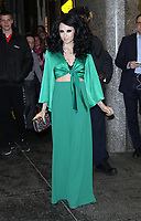 NEW YORK, NY April .19, 2017 Stacey Bendet attend Harper's Bazaar 150th Anniversary Party at the Rainbow Room in New York April 19,  2017. Credit:RW/MediaPunch