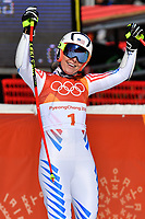 Lindsey Vonn Tied For 6th In First Olympic Event
