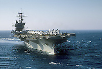 portaerei US Navy in Mediterraneo