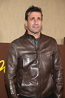 LOS ANGELES, CA - OCTOBER 10: Jon Hamm at the Los Angeles Premiere of HBO's Camping at Paramount Studios in Los Angeles,California on October 10, 2018. Credit: Faye Sadou/MediaPunch