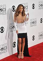 Nya Rivera at the 2014 People's Choice Awards at the Nokia Theatre, LA Live.<br /> January 8, 2014  Los Angeles, CA<br /> Picture: Paul Smith / Featureflash