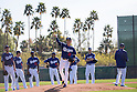 Kenta Maeda (Dodgers),<br /> FEBRUARY 20, 2016 - MLB :<br /> Los Angeles Dodgers spring training baseball camp at Camelback Ranch in Glendale, Arizona, United States. (Photo by Thomas Anderson/AFLO) (JAPANESE NEWSPAPER OUT)