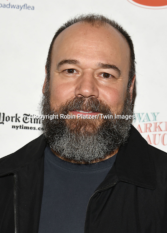 Danny Burstein attends the Broadway Cares/Equity Fights Aids Flea Market and Grand Auction on September 25, 2016 at the Music Box Theatre and in Shubert Ally in New York, New York, USA. <br /> <br /> photo by Robin Platzer/Twin Images<br />  <br /> phone number 212-935-0770