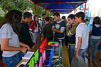 Feira de ciencia no Hemocentro. Ribeirao Preto. Sao paulo. 2013. Foto de Juca Martins.