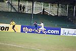 HTTU Asgabat vs Rimyongsu during the 2014 AFC President's Cup Final match on September 26, 2014 at the Sugathadasa Stadium in Colombo, Sri Lanka. Photo by World Sport Group