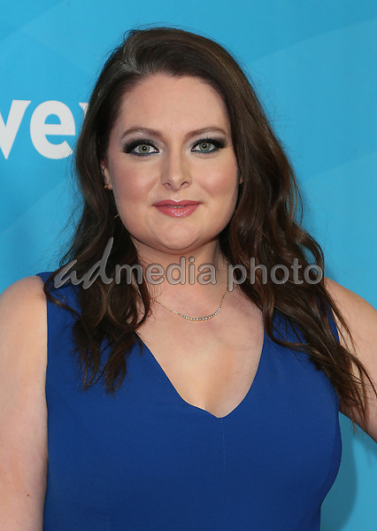 20 March 2017 - Beverly Hills California - Lauren Ash. 2017 NBCUniversal Summer Press Day held at The Beverly Hilton Hotel. Photo Credit: AdMedia