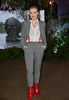 Morgan Turner at the Los Angeles premiere of &quot;Jumanji: Welcome To the Jungle&quot; at the TCL Chinese Theatre, Hollywood, USA 11 Dec. 2017<br /> Picture: Paul Smith/Featureflash/SilverHub 0208 004 5359 sales@silverhubmedia.com