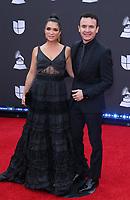 14 November 2019 - Las Vegas, NV - Fonseca. 2019 Latin Grammy Awards Red Carpet Arrivals at MGM Grand Garden Arena. Photo Credit: MJT/AdMedia