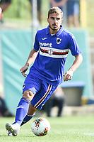 Leonardo Capezzi<br /> Temu (BS) 20-07-2019 Football friendly match pre season 2019/2020 Sampdoria - Real Vicenza <br /> Photo Daniele Buffa / Image / Insidefoto