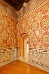 Inside Castelvecchio Museum