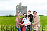Planning in firmly in place for MOYA (Meditation, Ocean, Yoga and Art) taking place in Ballybunion from April 29th to May 1st. Pictured were: Cathy Healy, Diane O'Keeffe, Sarah Allen and Gráinne Toomey.