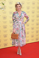 Natalie Rushdie<br /> arriving for the TWG Tea Gala Event at Leicester Square, London<br /> <br /> ©Ash Knotek  D3413  02/07/2018