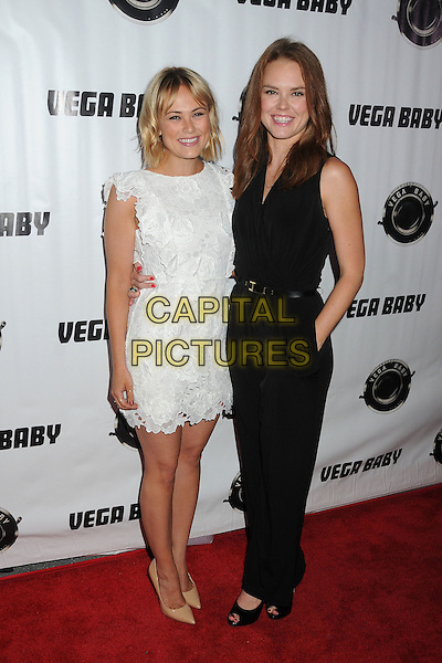 7 August 2015 - Hollywood, California - Margaret Savinar, Monika Tilling. &quot;Shooting The Warwicks&quot; Los Angeles Premiere held at Arena Cinema. <br /> CAP/ADM/BP<br /> &copy;BP/ADM/Capital Pictures
