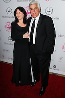 BEVERLY HILLS, CA, USA - OCTOBER 11: Mavis Leno, Jay Leno arrive at the 2014 Carousel Of Hope Ball held at the Beverly Hilton Hotel on October 11, 2014 in Beverly Hills, California, United States. (Photo by Celebrity Monitor)