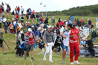 Rory McIlroy (NIR) leaving the 17th during Round Two of the 100th Open de France, played at Le Golf National, Guyancourt, Paris, France. 01/07/2016. Picture: David Lloyd | Golffile.<br /> <br /> All photos usage must carry mandatory copyright credit (&copy; Golffile | David Lloyd)