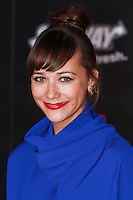 HOLLYWOOD, LOS ANGELES, CA, USA - NOVEMBER 04: Rashida Jones arrives at the Los Angeles Premiere Of Disney's 'Big Hero 6' held at the El Capitan Theatre on November 4, 2014 in Hollywood, Los Angeles, California, United States. (Photo by David Acosta/Celebrity Monitor)