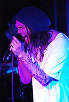 """Jared Watson of """"The Dirty Heads"""" @  the Foundation Room, Park City, Utah 01.28.11"""
