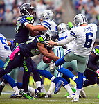 2014 NFL Seattle Seahawks vs. Dallas Cowboys