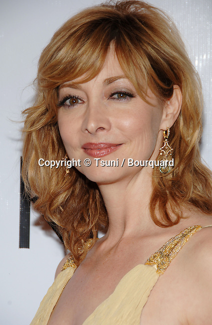 Sharon Lawrence arriving at the WHAT A PAIR 4, celebrity Concert at the Wiltern Theatre in Los Angeles. June 11, 2006.