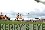 Dr. Crokes v Austin Stacks in the County Senior Football Final at Austin Stack park, Tralee on Sunday.