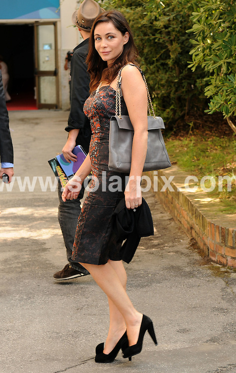"**ALL ROUND PICTURES FROM SOLARPIX.COM**.**WORLDWIDE SYNDICATION RIGHTS**.Emmanuelle Beart and her boyfriend arrive at the press conference for new film ""Vinyan'"" at the Lido, Venice as part of the 65th Venice Film Festival. Venice, Italy. August 30, 2008..This pic: Emmanuelle Beart..JOB REF:  7156 SSD     DATE: 30_08_2008.**MUST CREDIT SOLARPIX.COM OR DOUBLE FEE WILL BE CHARGED* *UNDER NO CIRCUMSTANCES IS THIS IMAGE TO BE REPRODUCED FOR ANY ONLINE EDITION WITHOUT PRIOR PERMISSION*"
