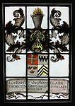 Stained-glass Window by Evert Duyckinck. New York City, ca. 1656
