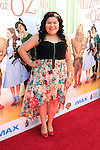 LOS ANGELES - SEP 15: Raini Rodriguez at the Premiere of Warner Bros. Home Entertainment's 'The Wizard Of Oz' 3D + Grand Opening of the New TCL Chinese Theater IMAX on September 15, 2013 in Los Angeles, California