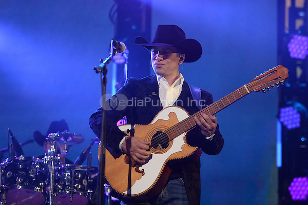 MIAMI, FL - NOVEMBER 5: Intocable at iHeartRadio Fiesta Latina 2016 at The American Airlines Arena on November 5, 2016. Credit: mpi04/MediaPunch