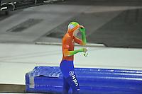 SCHAATSEN: HEERENVEEN: 29-12-2013, IJsstadion Thialf, KNSB Kwalificatie Toernooi (KKT), 1500m, Jorien ter Mors, ©foto Martin de Jong