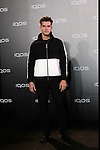Orson Salazar attends to IQOS3 presentation at Palacio de Cibeles in Madrid. February 10,2019. (ALTERPHOTOS/Alconada)