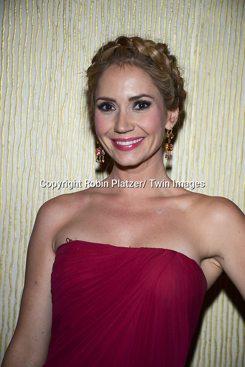 Ashley Jones attends The 40th Annual Daytime Emmy Awards on<br />  June 16, 2013 at the Beverly Hilton Hotel in Beverly Hills, California.