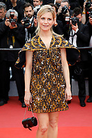 Marina Fois attending the opening ceremony and screening of 'The Dead Don't Die' during the 72nd Cannes Film Festival at the Palais des Festivals on May 14, 2019 in Cannes, France
