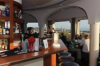 Jules-Verne-Bar in der Sternwarte Uraniastr. 9, Zürich, Schweiz