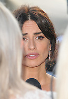 "LONDON, ENGLAND - AUGUST 08: Penélope Cruz at the ""Pain and Glory"" Film4 Summer Screen opening gala & launch party, Somerset House, The Strand, on Thursday 08 August 2019 in London, England, UK.<br /> CAP/CAN<br /> ©CAN/Capital Pictures"