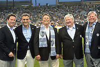 Sporting KC Owners:Greg Maday,Robb Heineman,Neal Patterson,ClifIllig,Pat Curran.