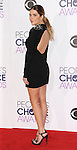 Ashely Benson arriving at the People's Choice Awards 2016 held at the Microsoft Theater L.A. Live