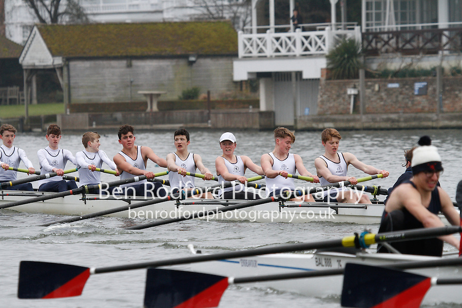 Crew: 24 - Henley RC  - IM3.8+ <br /> <br /> Henley Fours &amp; Eights Head 2017<br /> <br /> To purchase this photo, or to see pricing information for Prints and Downloads, click the blue 'Add to Cart' button at the top-right of the page.