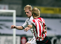 Pictured: Alan Tate of Swansea City in action <br /> Re: Coca Cola Championship, Swansea City Football Club v Southampton at the Liberty Stadium, Swansea, south Wales 25 October 2008.<br /> Picture by Dimitrios Legakis Photography, Swansea, 07815441513