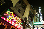 The Frolic Room next to the Pantages Theatre in Hollywood, CA